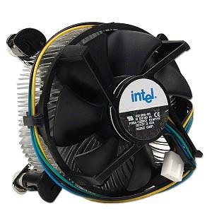 INTEL Original Cooler for LGA1366 kobberkjerne (INTEL1366COOLERCU)