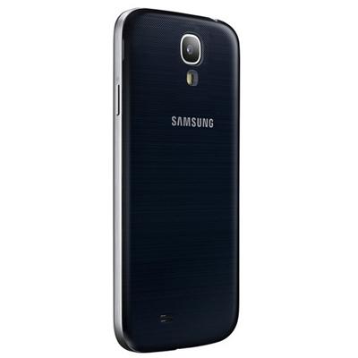 SAMSUNG Trådløst ladedeksel Galaxy S4 Black - Wireless Charging Cover - For bruk med trådløs ladeplate (EP-CI950IBEGWW)