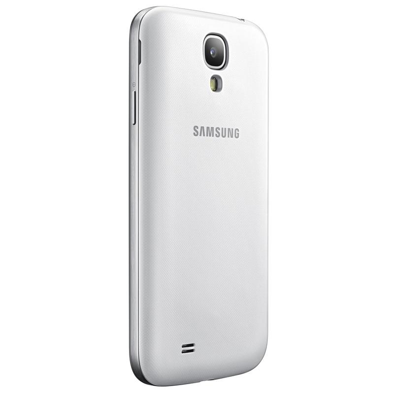 Samsung Trådløst ladedeksel Galaxy S4 Hvit - Wireless Charging Cover - For bruk med trådløs ladeplate (EP-CI950IWEGWW)