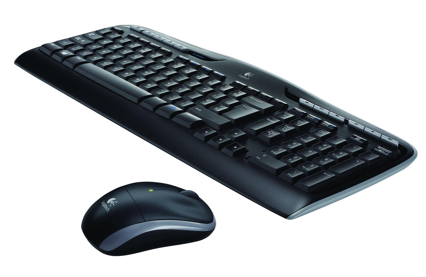 Logitech Keyboard K120 USB Nordic Vannavstøtende   Multicom