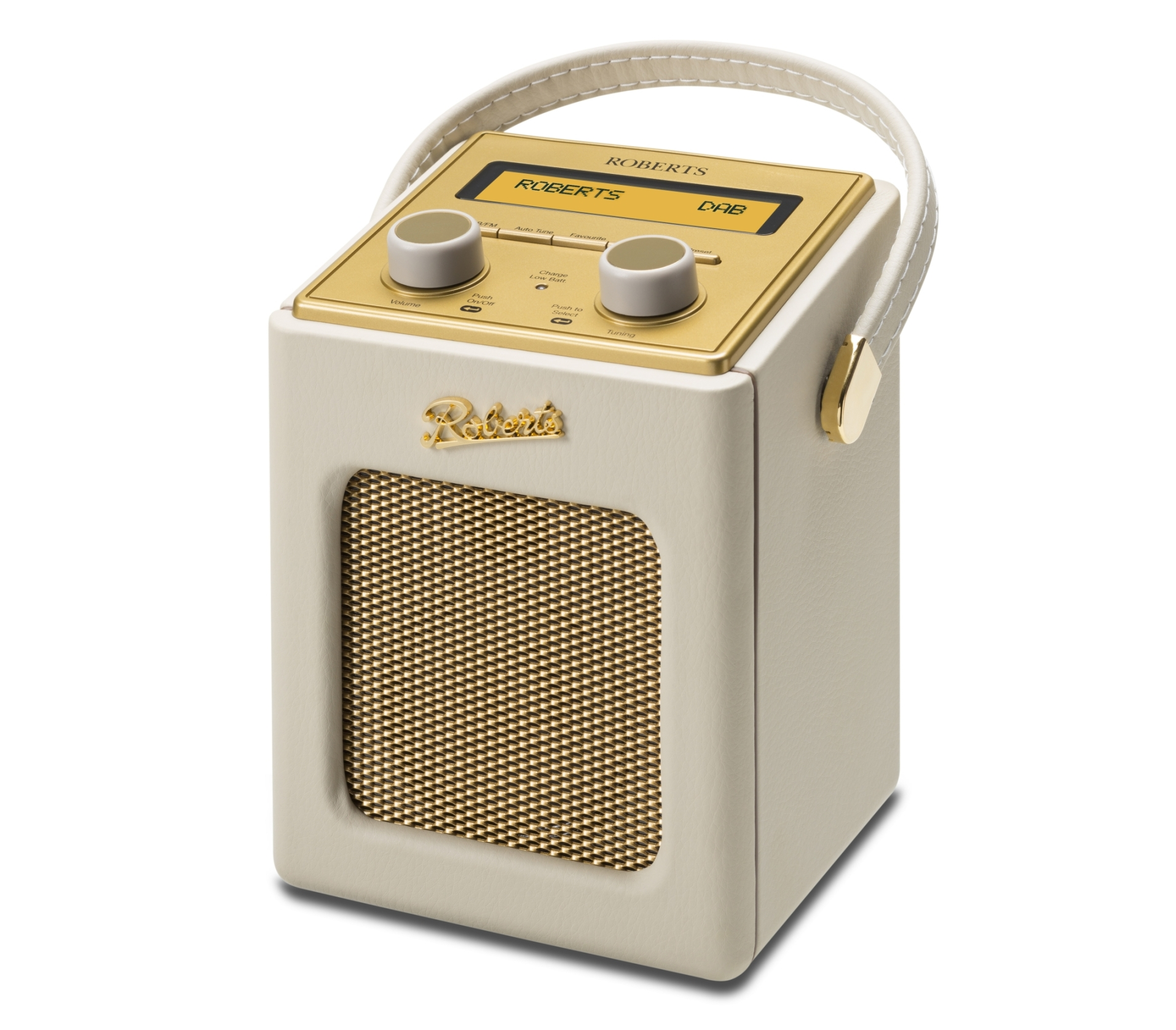 Roberts Radio Revival Mini DAB+ Radio Cream (130-313000)