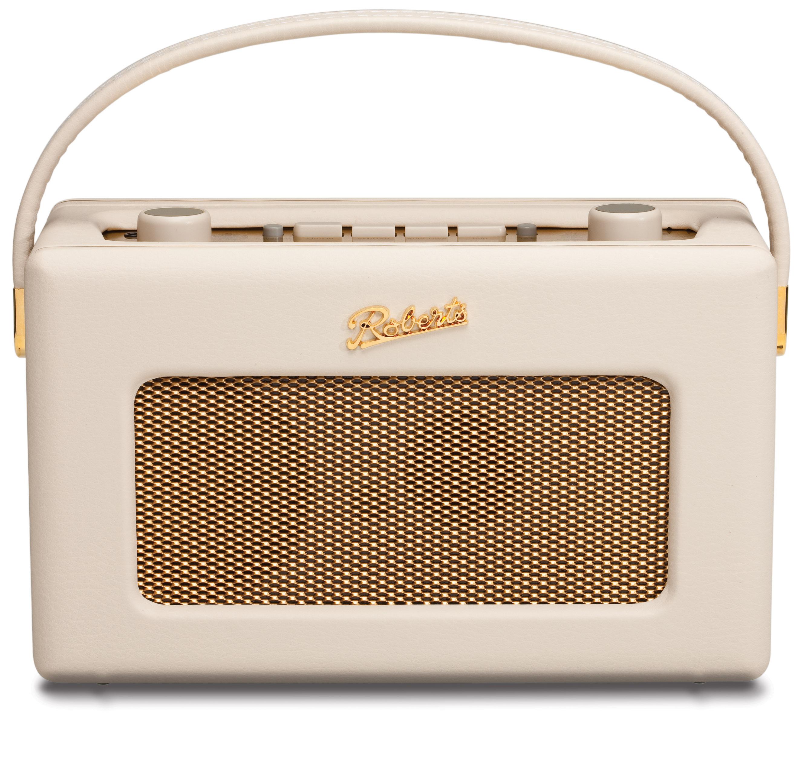 Roberts Radio Revival RD60 FM/ DAB/ DAB+ Cream (130-313010)