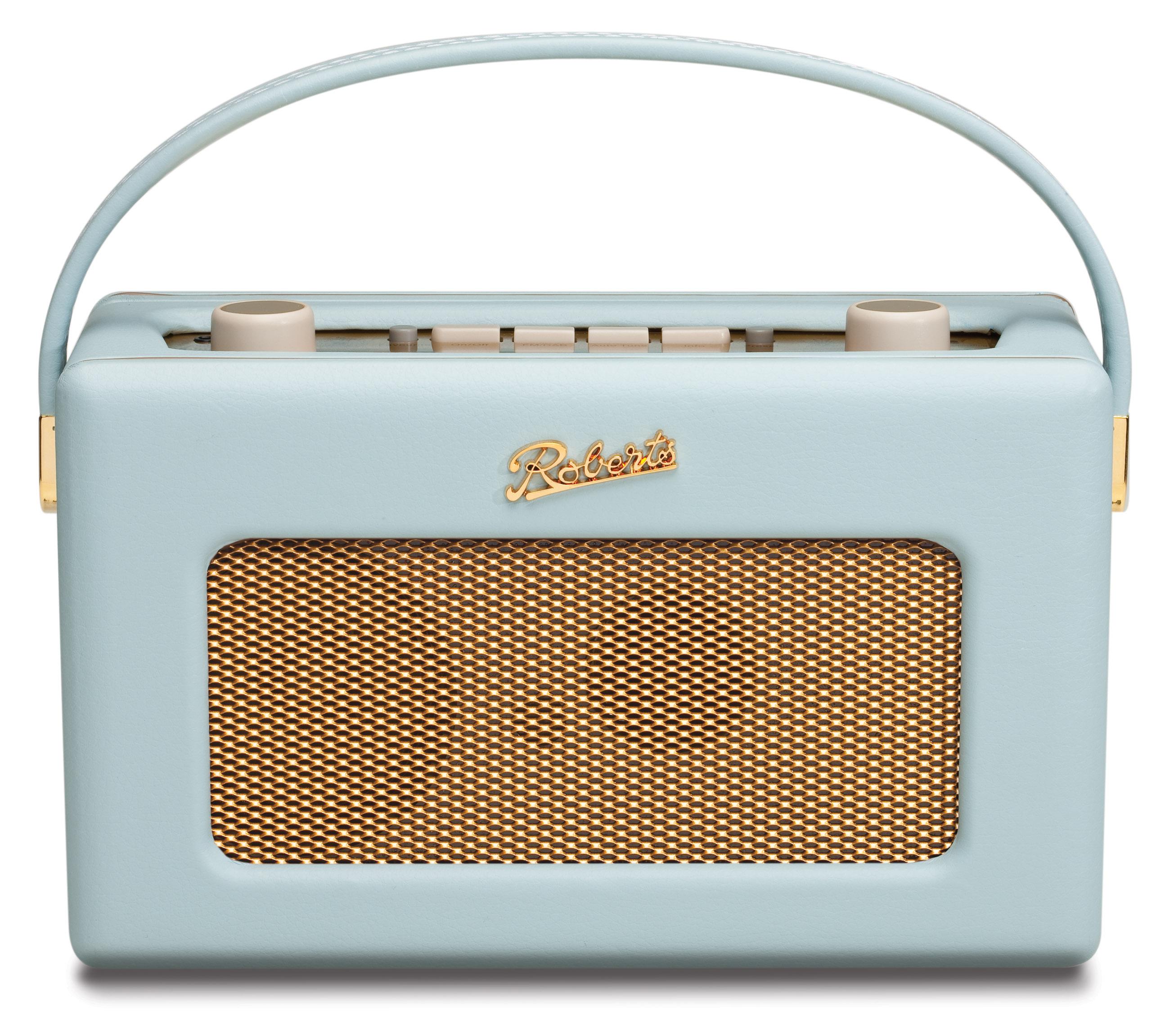Roberts Radio Revival RD60 FM/ DAB/ DAB+ Duck egg (130-313011)