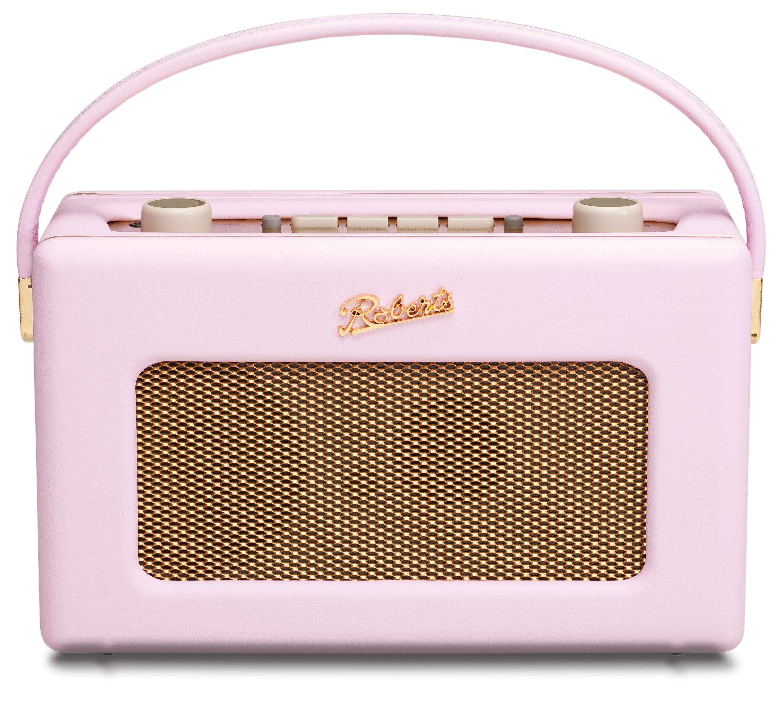 Roberts Radio Revival RD60 FM/ DAB/ DAB+ Pink (130-313016)