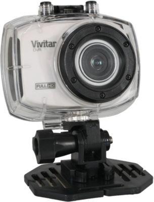 Vivitar DVR 786HD Actionkamera 1080p Med vanntett hus, 12.1MP, 2